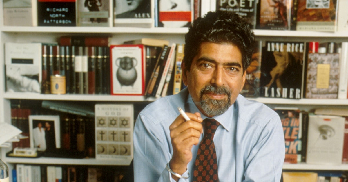 Sonny Mehta, visioner kepala Alfred A. Knopf publishing house, meninggal pada usia 77 tahun
