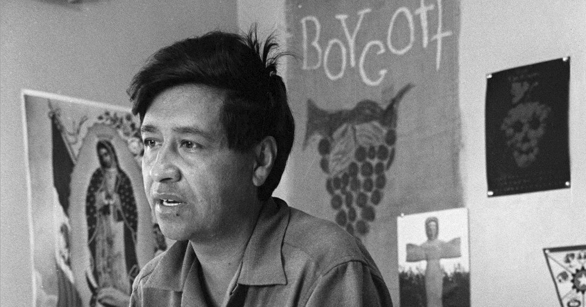 Pada César Chávez Hari, Biden panggilan untuk coronavirus perlindungan bagi pekerja pertanian