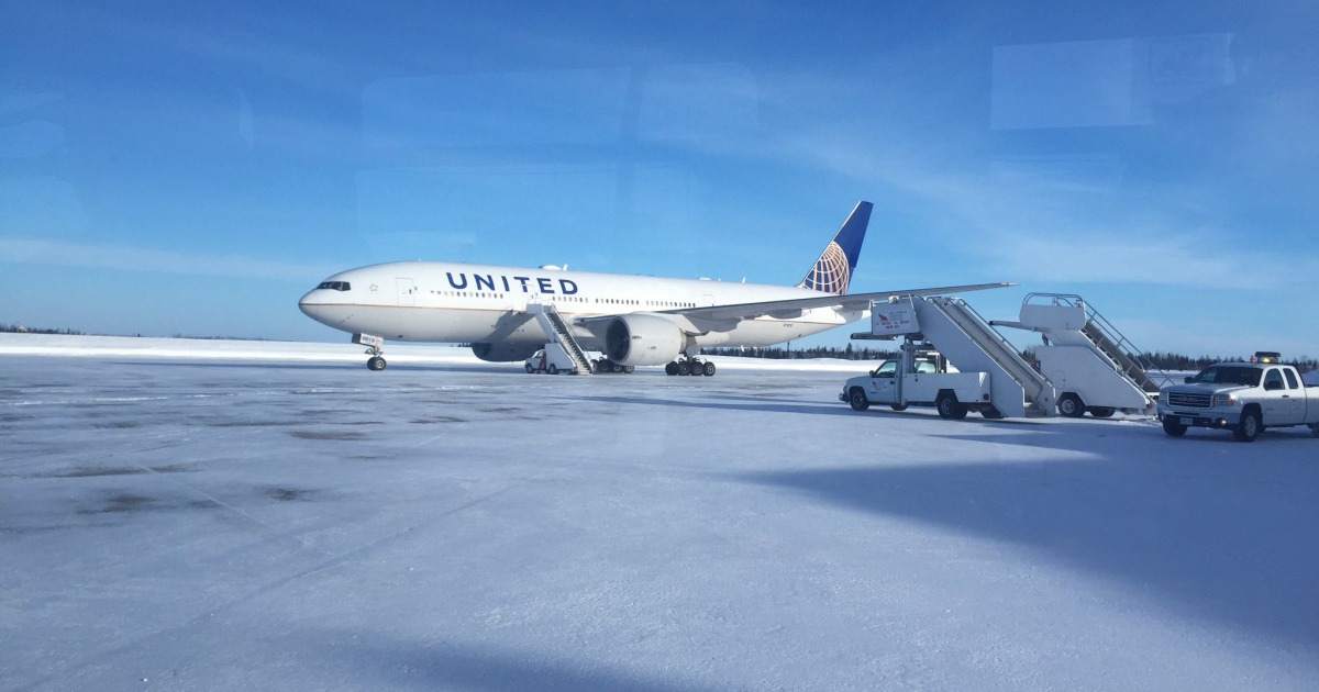 Travelers on United flight to Hong Kong delayed for 20-plus hours by unfortunate events - NBCNews.com