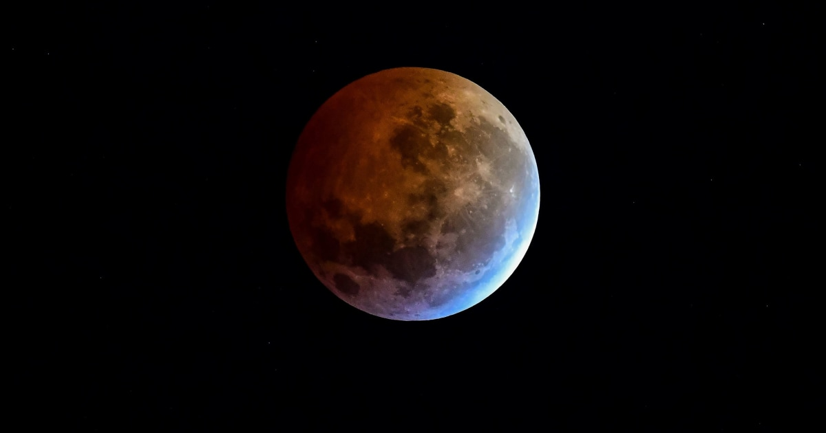 blood moon january 2019 new jersey - photo #9