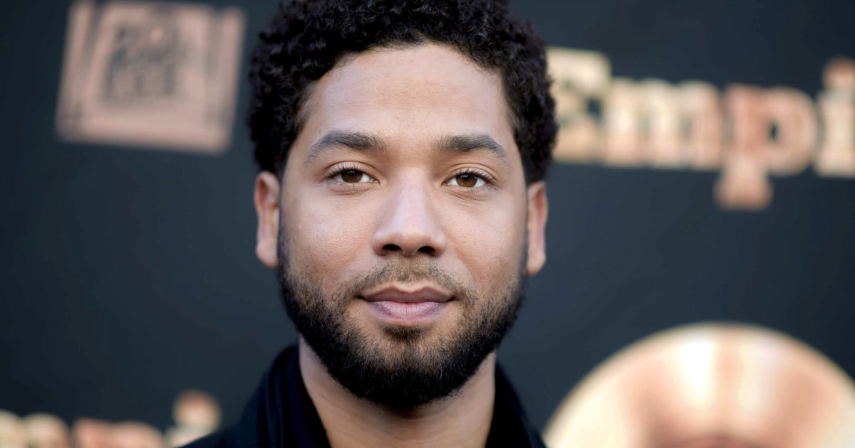 M'Empire' star Jussie Smollett says he's angry at critics casting doubt on alleged attack