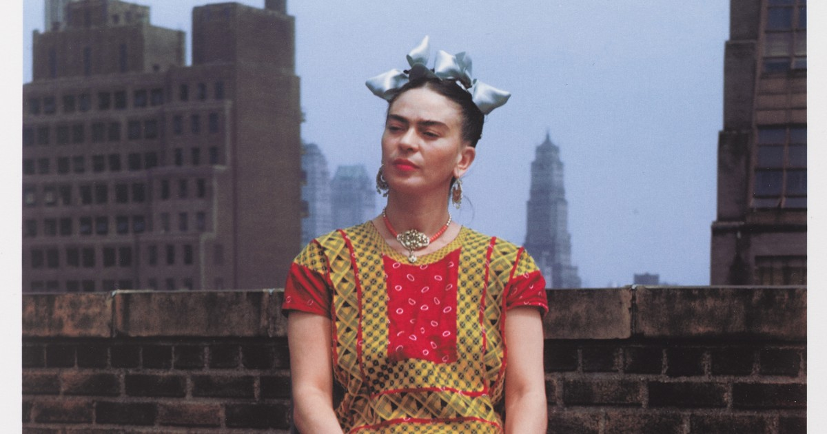 A different side of Frida Kahlo, in a first-of-its-kind exhibit
