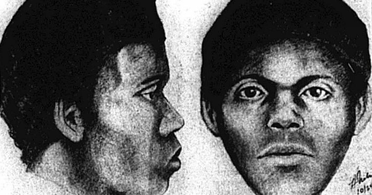 New sketch in 'doodler' serial killer case from 1970s