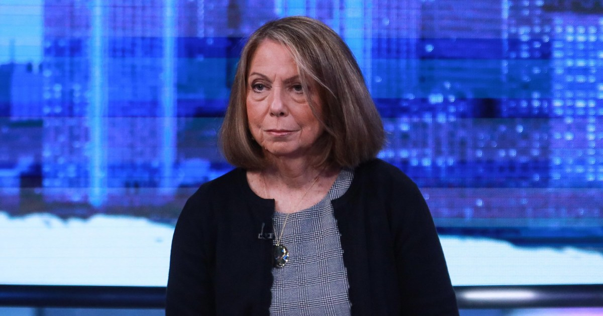 Reporter alleges Jill Abramson lifted material for her book 'Merchants of Truth'