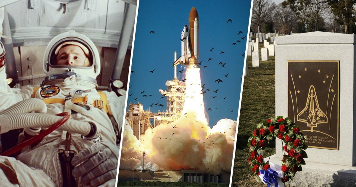 NASA's Day of Remembrance: Photos of 3 tragedies that ...
