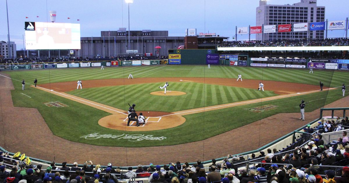 Hartford Yard Goats bans peanut sales at ballpark to cater