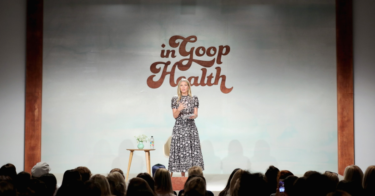 Netflix's partnership with Gwyneth Paltrow's Goop is a big win for pseudoscience