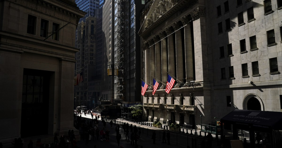 Wall Street wearily, warily eyes D.C. dysfunction as ...