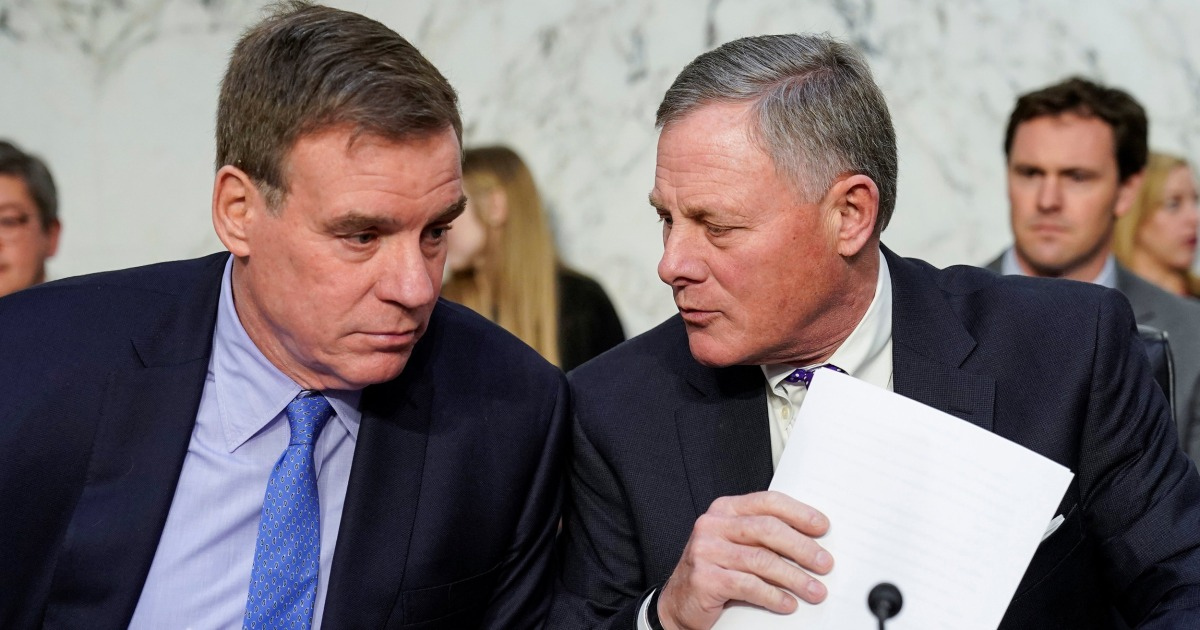 Senate: No direct proof of conspiracy between Trump campaign, Russia