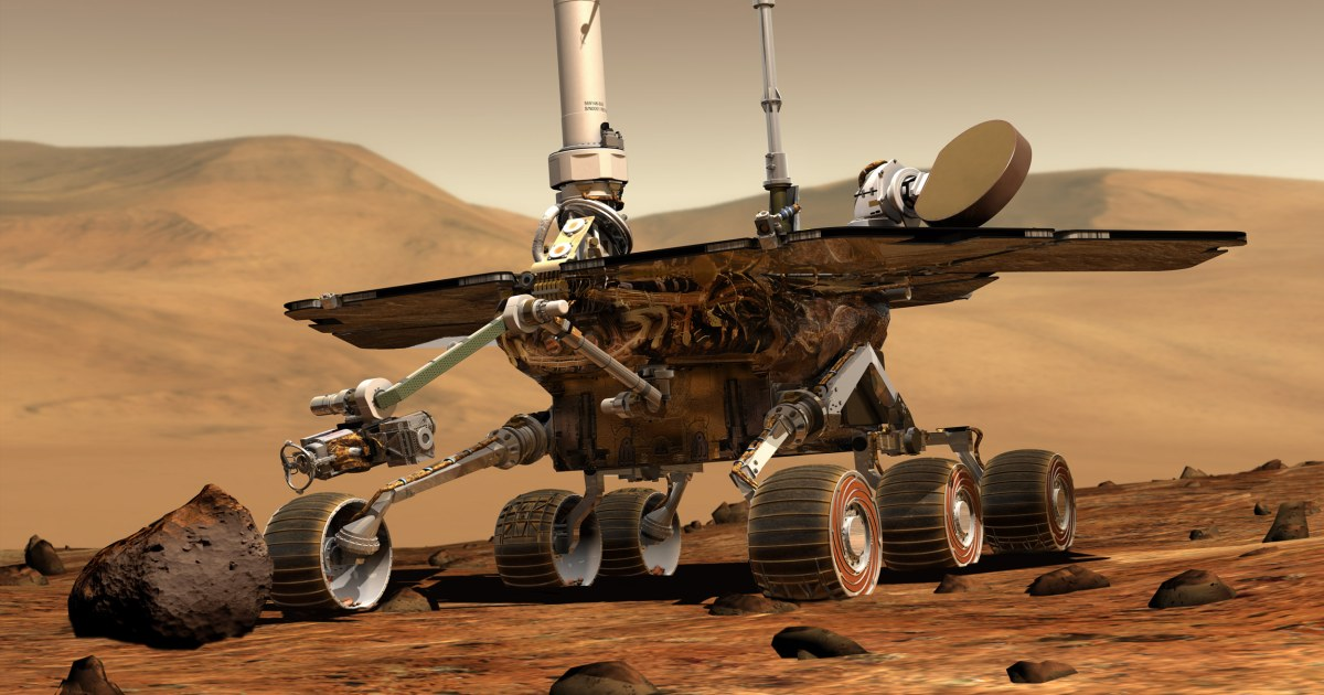 NASA's Mars Opportunity rover declared dead after record ...