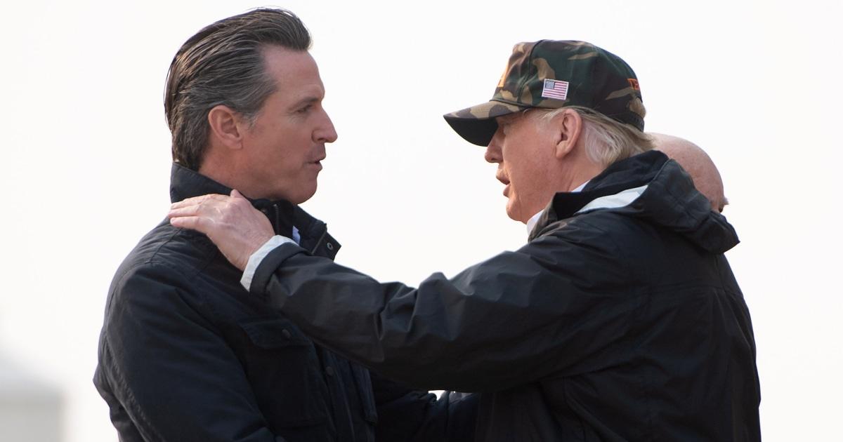 Trump adalah pemenang perang dengan California — dan Dems memiliki menyalahkan diri mereka sendiri