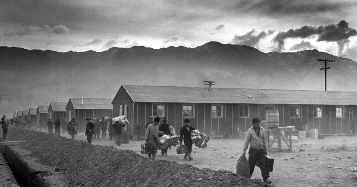 Προμηθευτής Υποομάδα τα μέλη: Καλιφόρνια συγγνώμη για την Ιαπωνική Αμερικανική φυλάκιση είναι καιρό αλλά σημαντικά