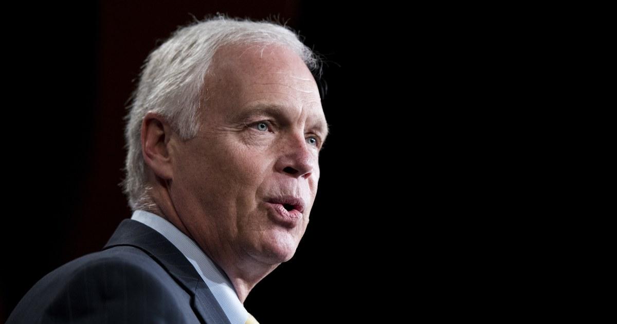 GOP senator: Trump Berater hatte davon zu 'überzeugen' Trumpf release der Ukraine-Hilfe