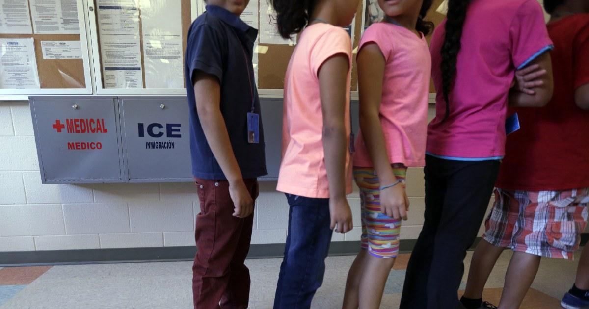 Mehr als 5.400 Kinder split an der Grenze, nach neuer Zählung