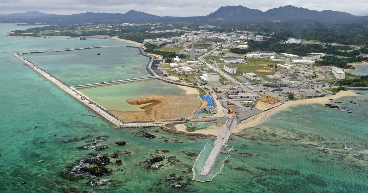 Okinawa vote on U S  military base tests security ties with Japan