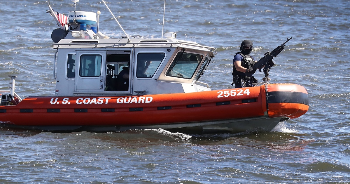 Prosecutors: Coast Guard officer wanted to kill Democrats, TV hosts