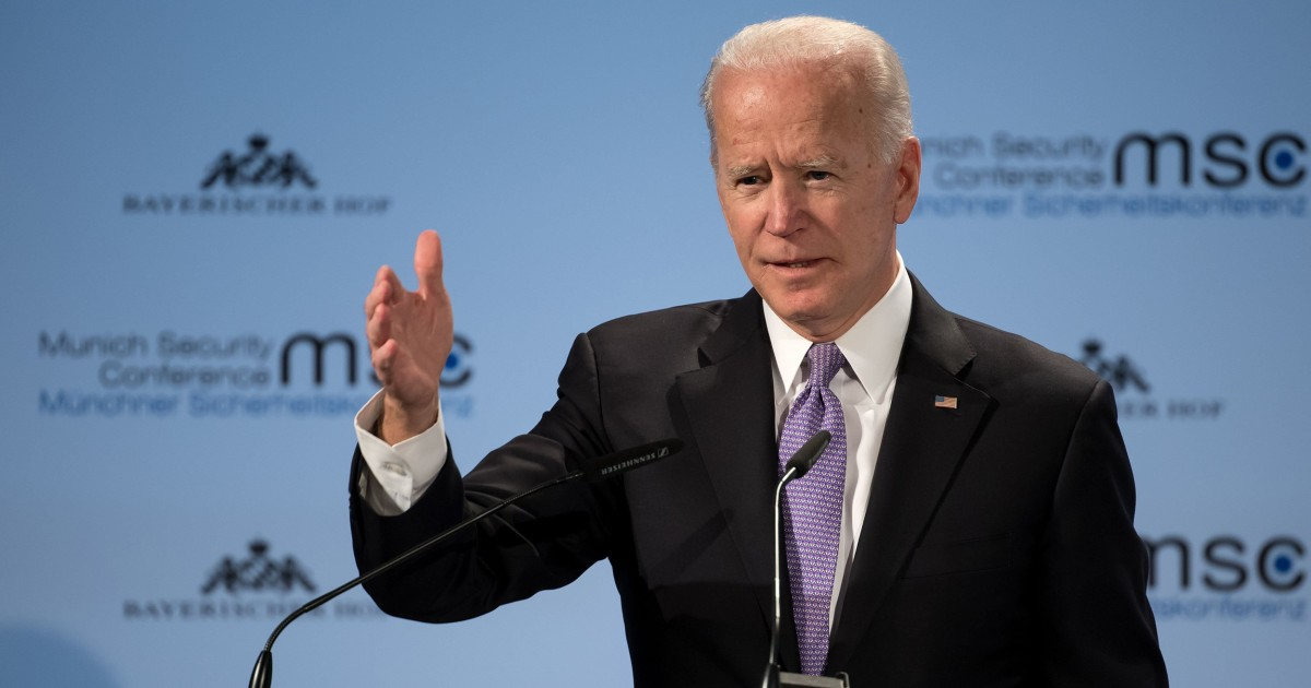 Current Status: Biden getting closer to White House bid but serious concerns remain