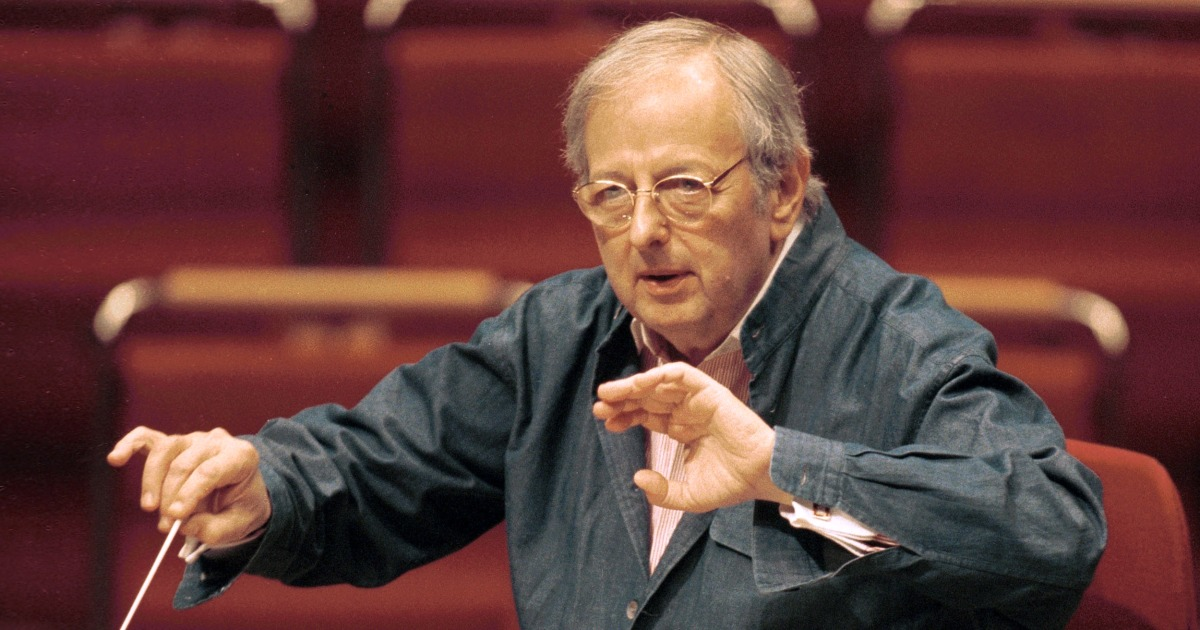 Andre Previn, Oscar-winning author, dies at 89 - NBCNews.com thumbnail