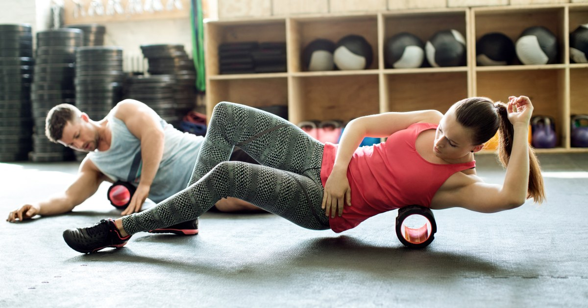 How To Use A Foam Roller To Relieve Neck Back And Knee Pain