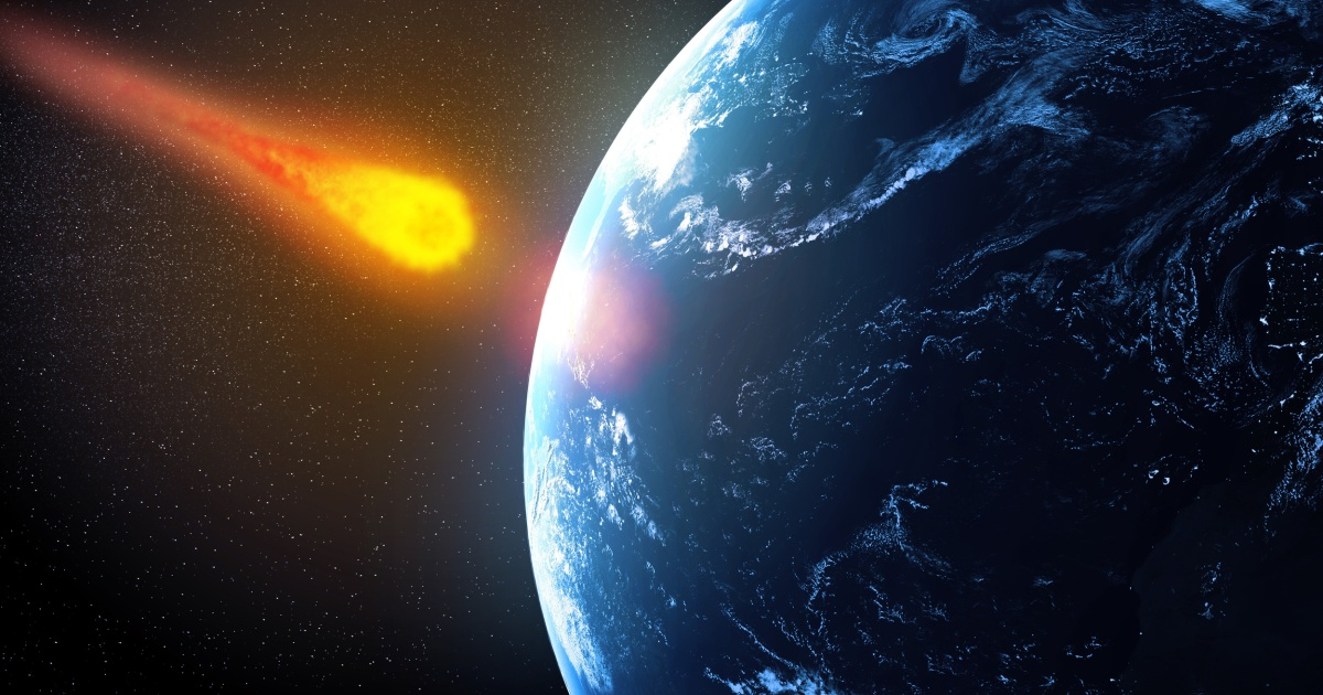 famous meteor that hit earth - photo #18