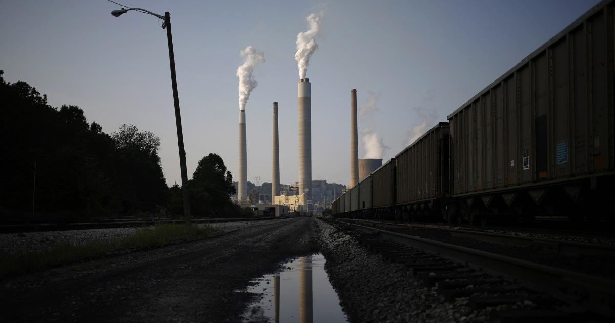 二酸化炭素汚染のヒットは過去最高として地球温