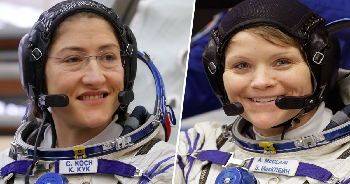 NASA will embark on its first-ever all female spacewalk