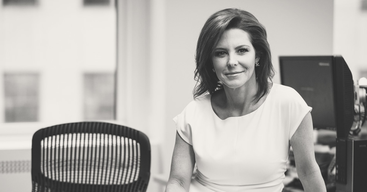 Why Stephanie Ruhle won't be talking about 'women's issues ...