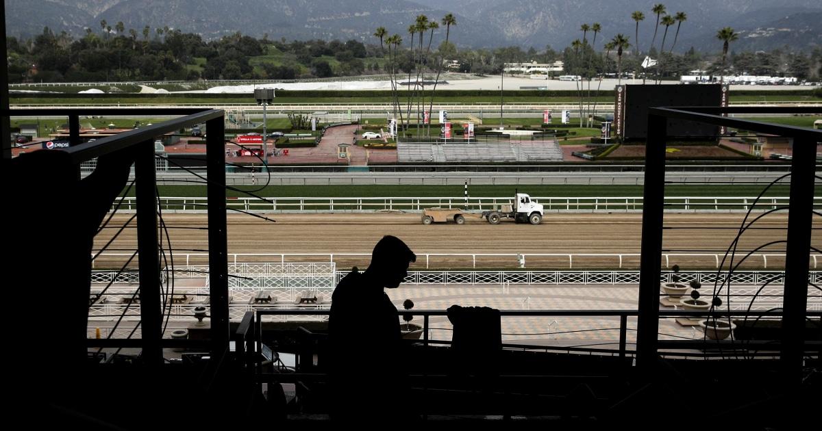 Santa Anita Reopens Main Track For Training Announces New