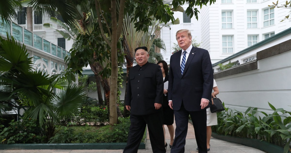 Trump abruptly reverses Treasury's North Korea-related sanctions on Chinese shippers