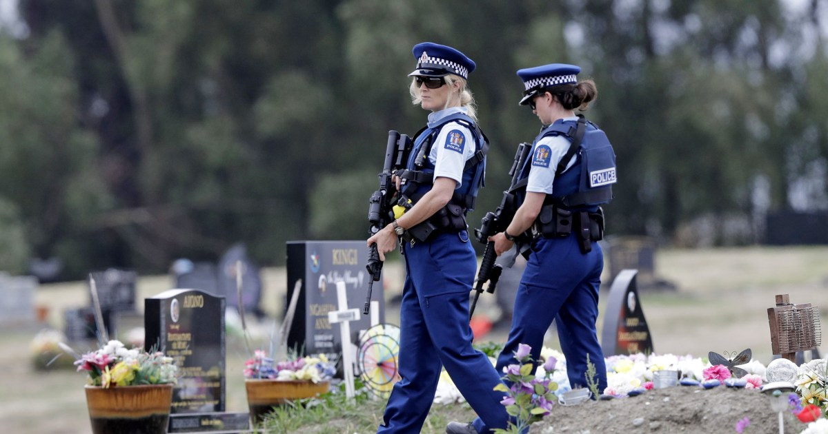 Shooting In New Zealand News: New Zealand Mosque Shooter Acted Alone But May Have Had