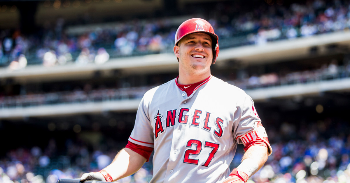 Mike Trout close to signing record-breaking $432 million ...