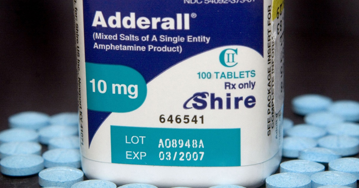 Common ADHD medications may cause psychosis, study finds