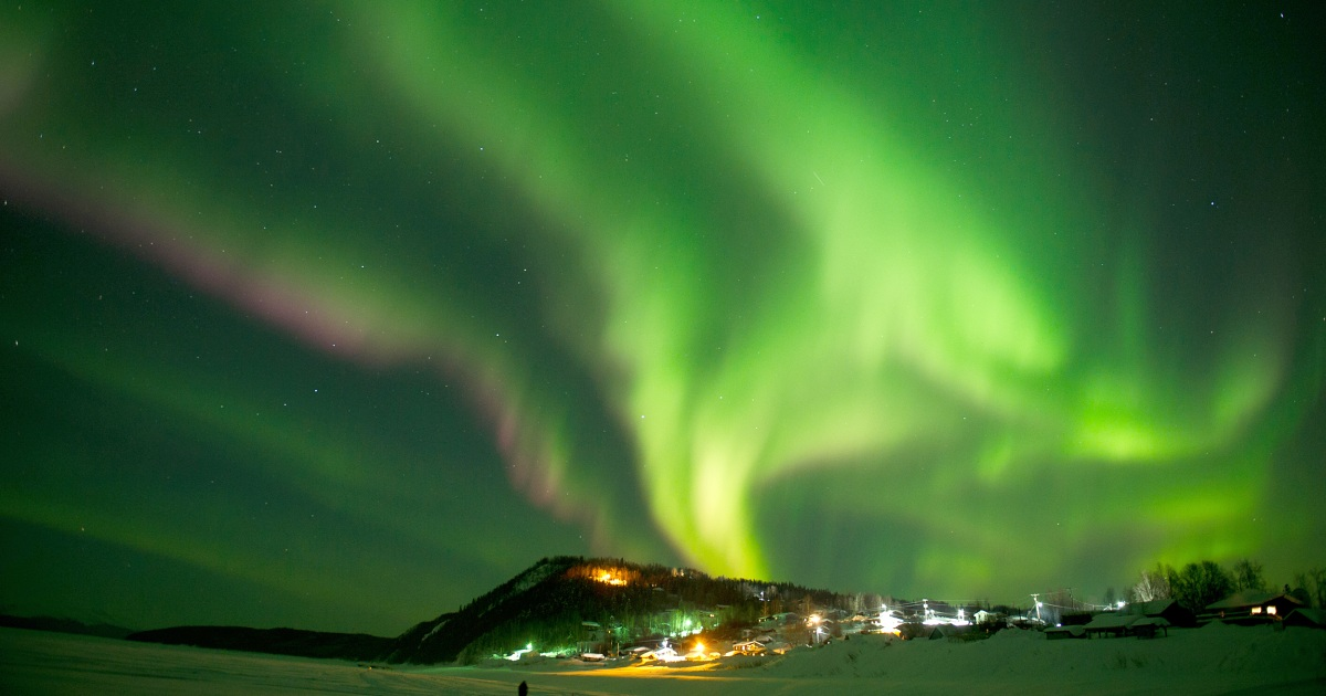 Solar Storm Heading To Earth May Bring Northern Lights Far