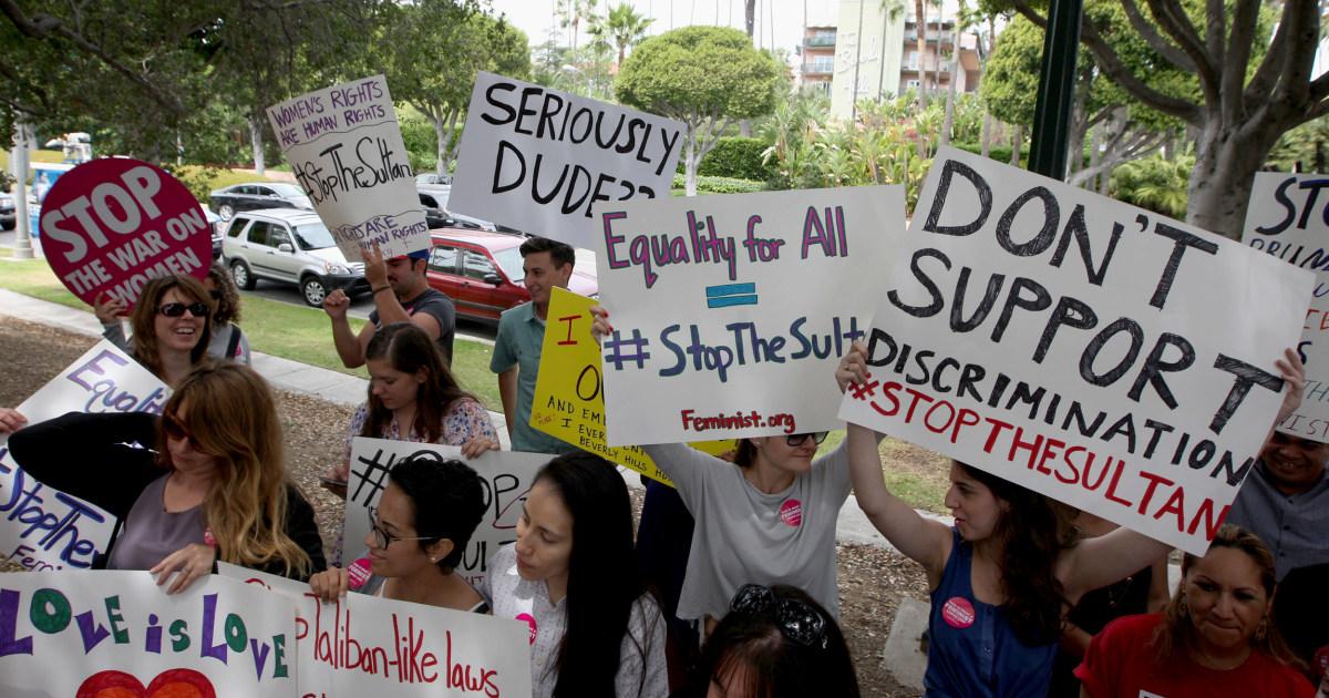 Stoning gays? Amputating thieves? Brunei slammed for
