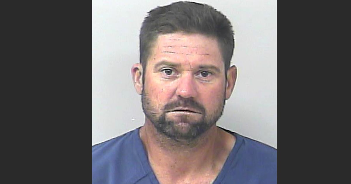 Florida man arrested outside jail after just being released