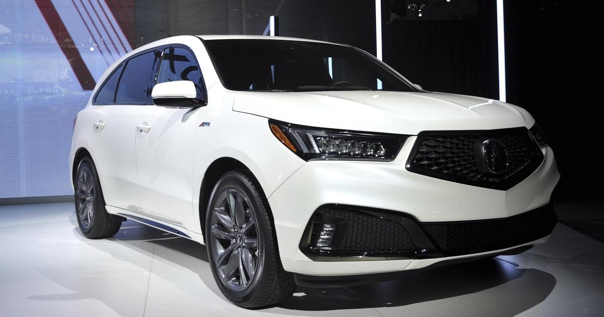 Honda Luxury Brand >> Acura Suv Recalls Baaz