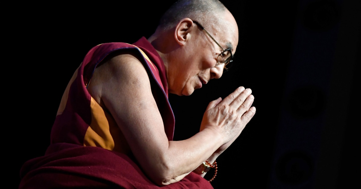 Dalai Lama hospitalized in New Delhi with chest infection