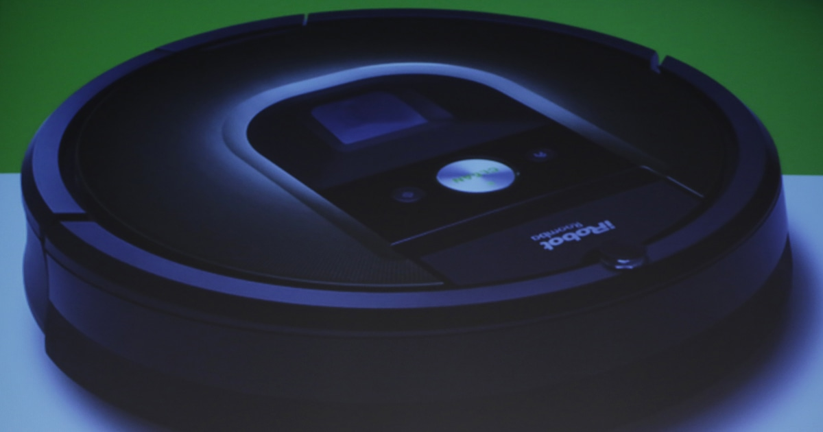 Deputies with 'guns draw'n respond to report of intruder to find a Roomba