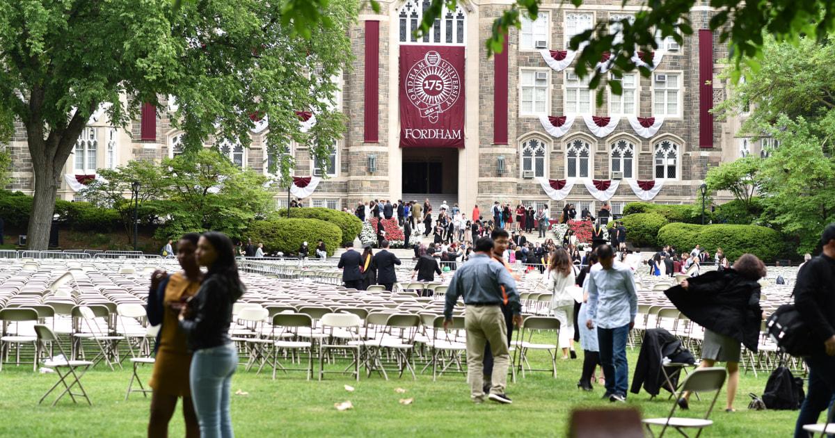 Image result for Fordham University