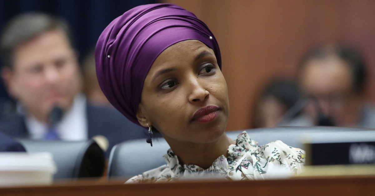 omar says more death threats coming since trump 9  11 video