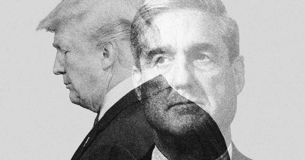Mueller report shows Russians, Trump camp were friends with benefits