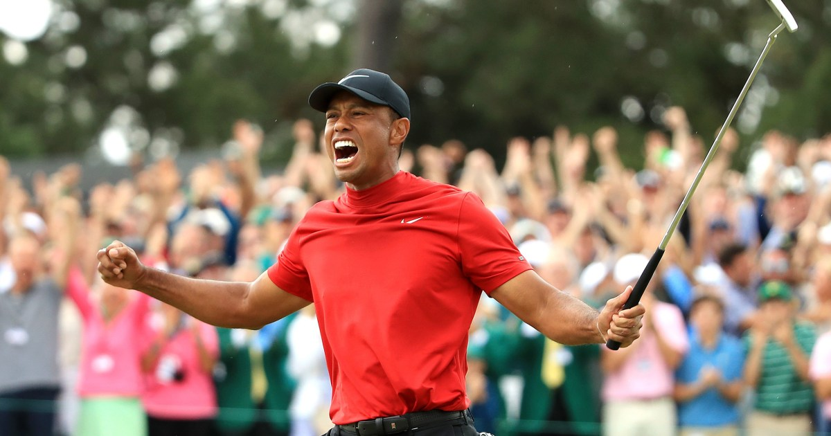 tiger woods u0026 39  masters title was impressive  but athletic