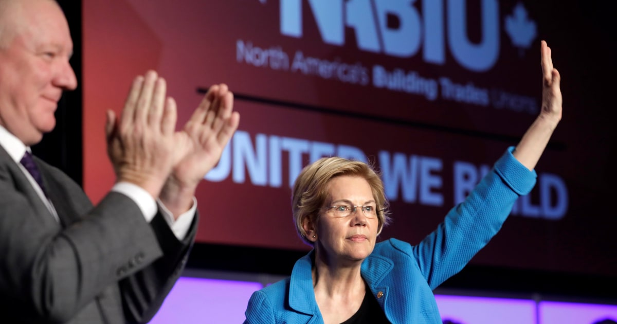 On Impeachment Warren Just Stole The Show From Her Dodging Democratic Rivals