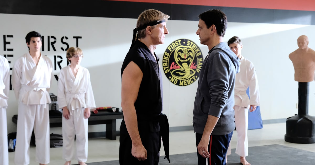 YouTube's 'Cobra Kai' represents the best of YouTube Originals — but that may not be enough