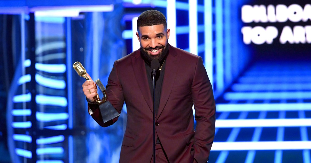 Image result for drake billboard awards 2019