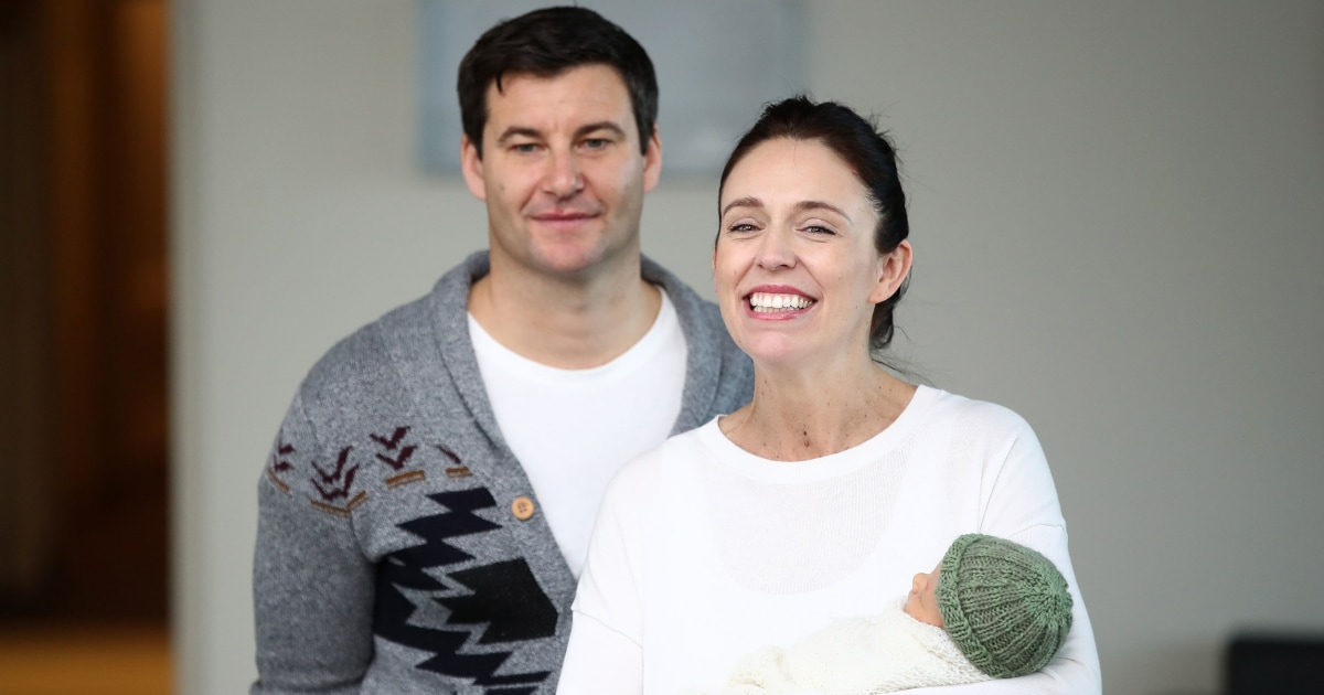 New Zealand PM Jacinda Ardern gets engaged to longtime partner - NBC News thumbnail