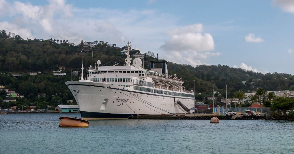 Scientology cruise ship passengers cleared of measles risk, church says