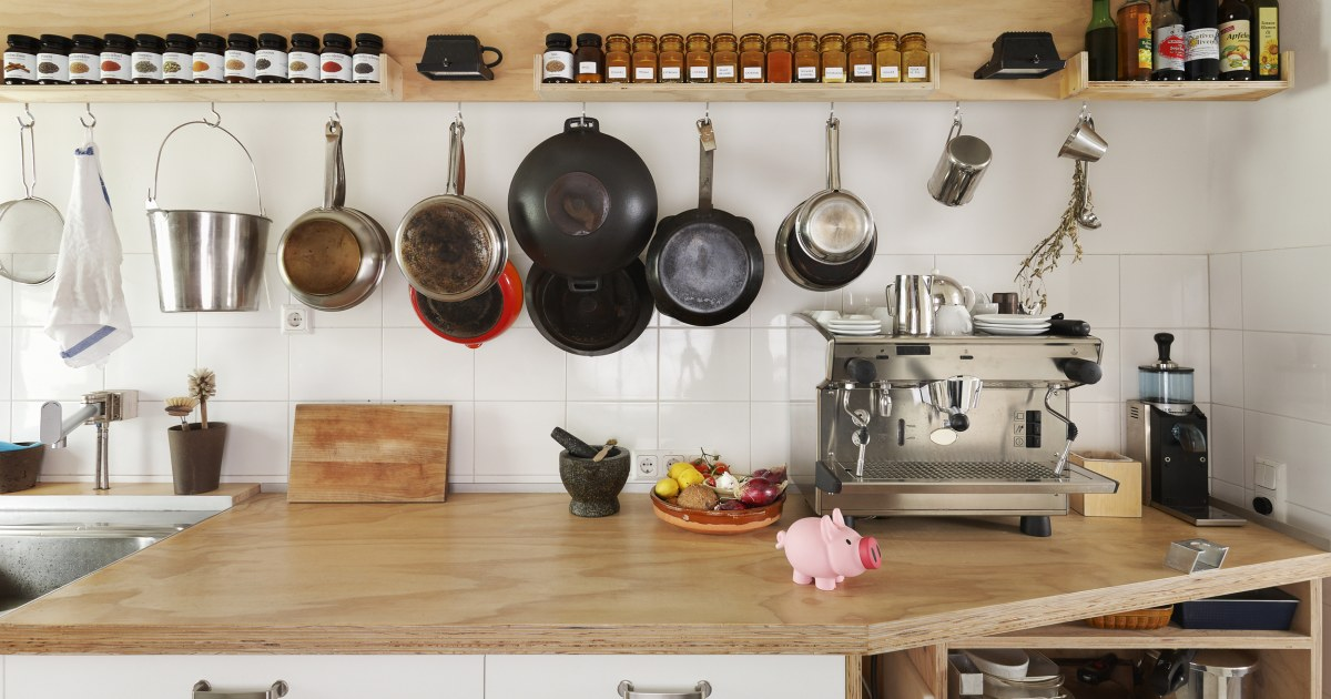 Here S How Often You Need To Replace Everything In Your Kitchen Including That Sponge