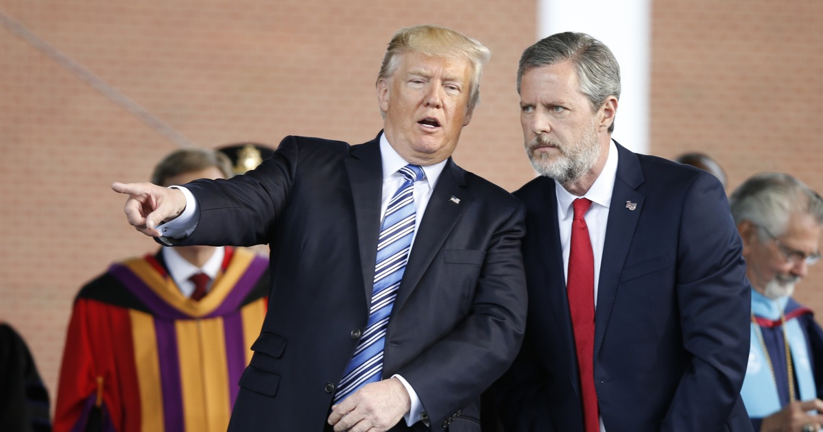 Opinion | Don't be confused about why evangelicals love Trump. It's about race.