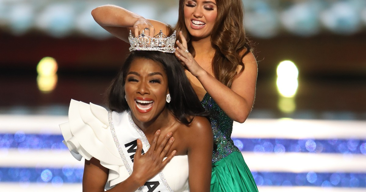 Miss Usa Miss Teen Usa And Miss America Are All Black